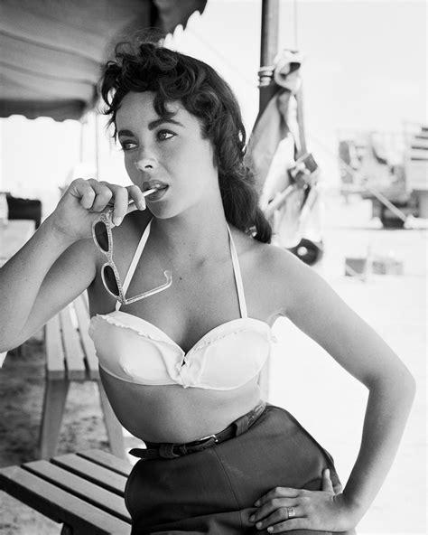 classic hollywood fashion icons that everyone loves beauty glitch 46 rarely seen photos of elizabeth taylor elizabeth