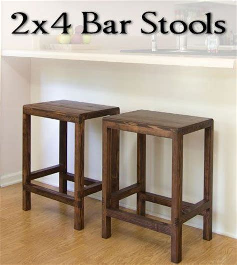 Diy Bar Furniture 25 Best Ideas About Diy Bar Stools On Wooden