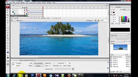 flash tutorial youtube video sinhala flash tutorial water ripple youtube