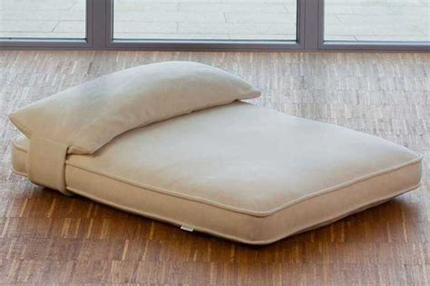 futon gesund cat cushion with a high end orthopaedic lasting