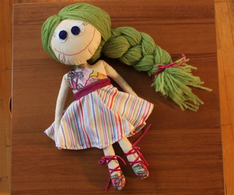 rag doll how to make how to make a rag doll