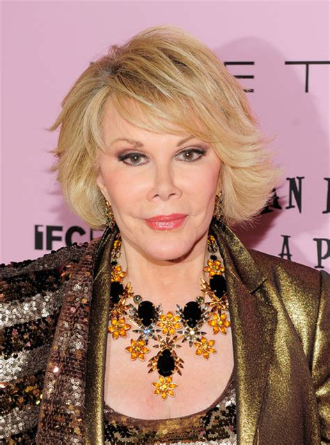 Joan Rivers Hairstyle by More Pics Of Joan Rivers Bob 24 Of 30 Hairstyles