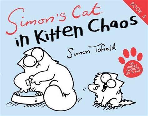 libro simons cat 3 in libros para los amantes de los gatos vive cruelty free