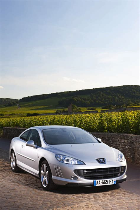 peugeot 407 coupe peugeot 407 coupe 2 7 hdi v6 gt review