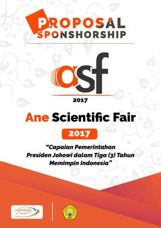format proposal untuk sponsor proposal sponsorship by ridwan soleh saputra issuu