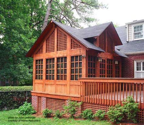 screened porch plans screen porch design ideas for your porch s exterior