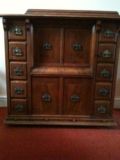 singer sewing machine cabinet styles singer treadle sewing machine in parlour cabinet i think