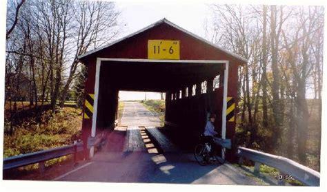martinsville road covered bridge