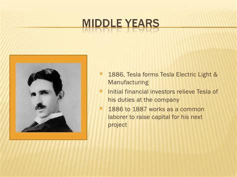 Nikola Tesla Powerpoint Nikola Tesla Presentation