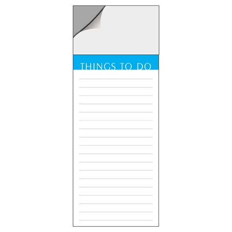 Peel And Stick Business Card Notepads