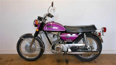 1971 motorcycle yamaha 200 cs3 b purple 1971 yamaha cs3 200c 200 cc lot t164 las vegas 2017