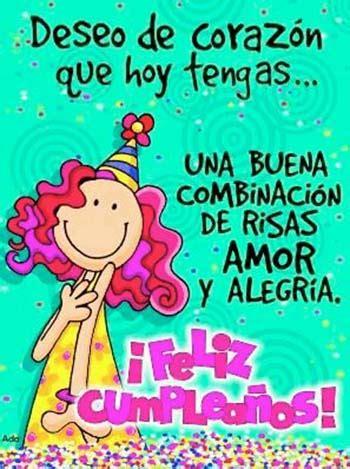 imagenes de cumpleaños especiales tarjetas de cumpleanos para amigas especiales 123