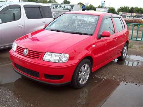 2001 Volkswagen Polo Pictures 1400cc Automatic For Sale