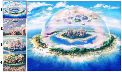 island of dreams a dream bubble island by benryyou on