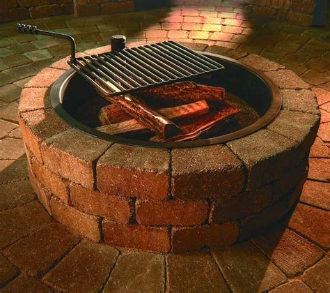 things to cook a pit ten cool things you can do with pavers