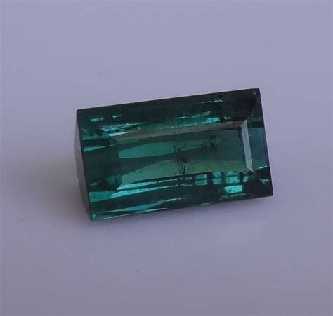 Ruby 6 65 Ct gems from africa 2 65 ct green tourmaline with black ink