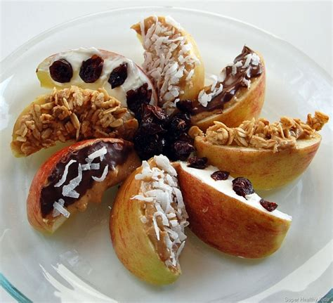 desserts for apple wedges for dessert healthy ideas for