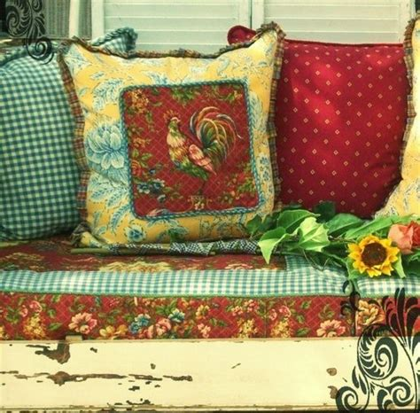 french pillows home decor country french decor accent pillows french rooster a