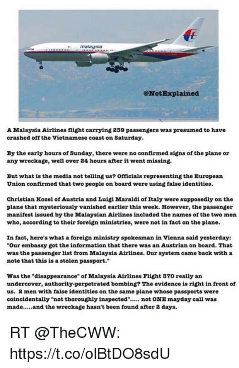 Malaysia Airlines Meme - 25 best memes about flight 370 flight 370 memes