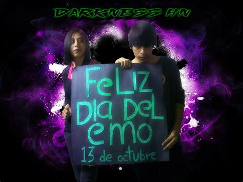 imágenes de soy emo y que darkness hn feliz dia del emo 13 de octubre soy emo y que