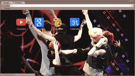 theme google chrome luhan exo exo chrome theme themebeta