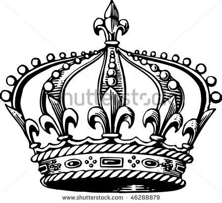 kings crown tattoo 37 awesome crown drawing images ideas