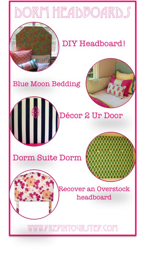 prep in your step headboards