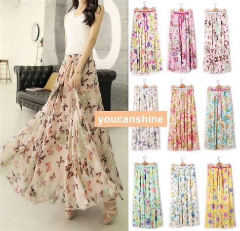 Best Seller Pleated Skirt 692 Rok Midi Rok Kerja 2015 fashion new casual summer bohemia womens pleated boho