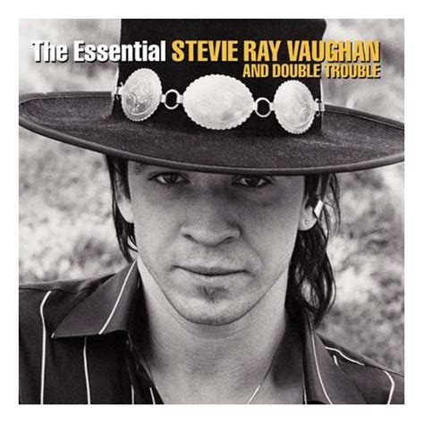 stevie ray vaughan double trouble  essential stevie ray vaughan double trouble cd