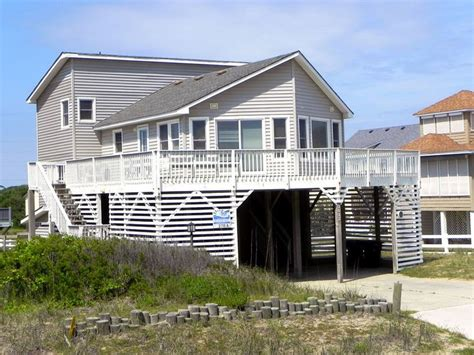 Pin By Sun Realty On Kitty Hawk Nc Vacation Rentals Hawk House Rentals