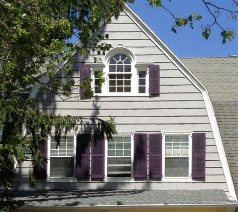 center colonial colorful exterior painting west orange nj traditional exterior