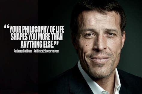 tony robbins the life tony robbins quotes life quotesgram