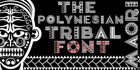 tattoo lettering polynesian polynesian tribal lettering www imgkid com the image