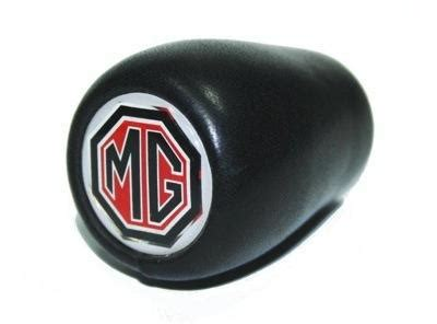 Mg Gear Knob gear shift knob mg black leather