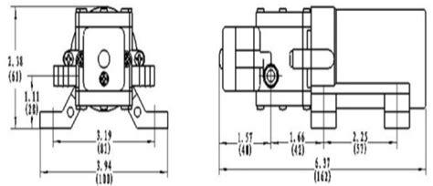 Pompa Air Mini 24 Jam beli flo seri 12v dc pompa diafragma mikro pemasok