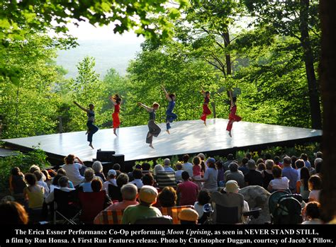 Jacob S Pillow Festival by Great Performances At Jacob S Pillow Never Stand Still Press Release Pressroom
