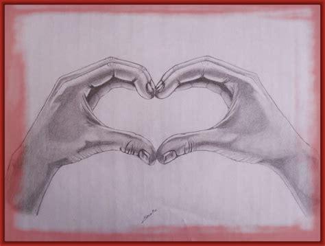 imagenes a lapiz con frases imagenes de corazones dibujados con lapiz archivos fotos