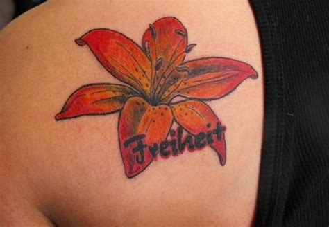 tattoo ideas for the name lily lily tattoo images designs