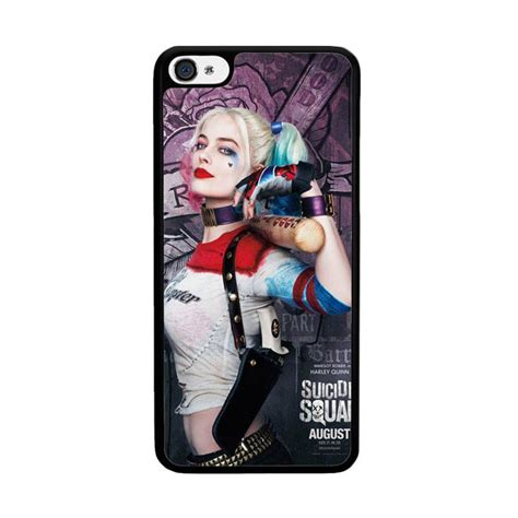 Casing Hp Iphone 5 5s Snorlax Motivation Custom Hardcase Cover jual acc hp squad harleyquinn x4171 custom casing for iphone 5s or iphone se