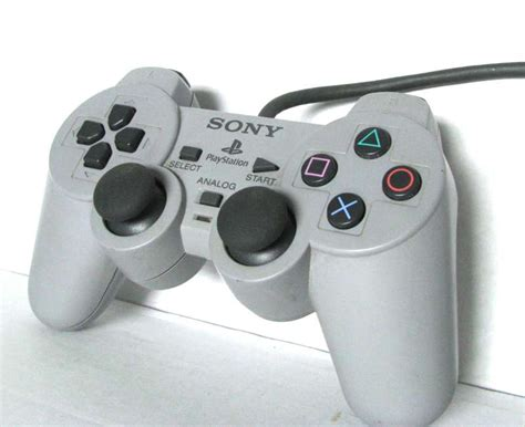 Stick Ps2wirelles Sony 1 playstation 1 hardware original sony dual shock controller for ps1 was sold for r30 00 on 4