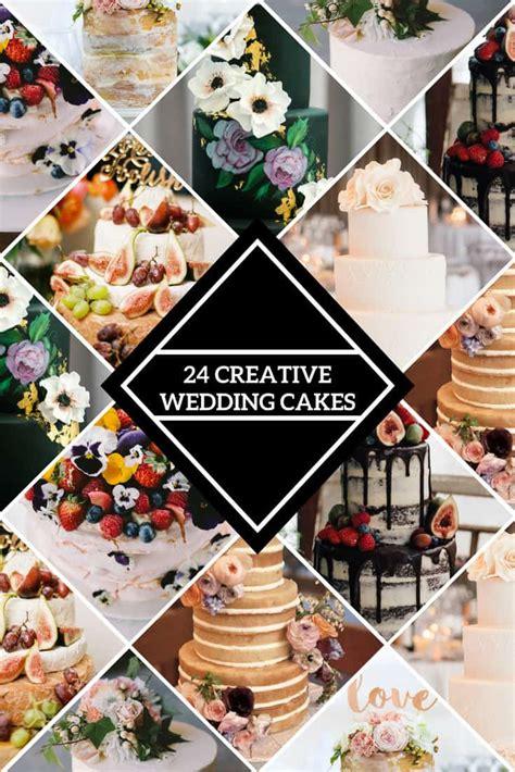 Creative Wedding Cakes by 24 Creative Wedding Cakes That Taste As As They Look