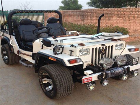 open jeep modified modified open jeeps pal jeeps showroom dabwali 70276