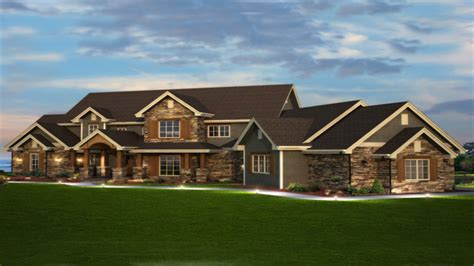 house plans luxury homes luxury ranch home plans rustic luxury home plans