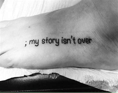 semicolon tattoo meaning yahoo the 25 best ideas about semicolon tattoo on pinterest