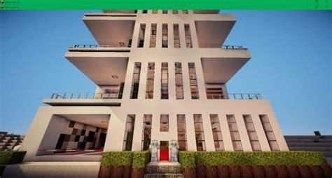 modern apartments 2 minecraft building inc