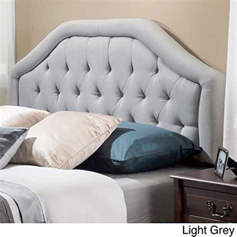 grey suede headboard compare price iron bed head board on statementsltd com