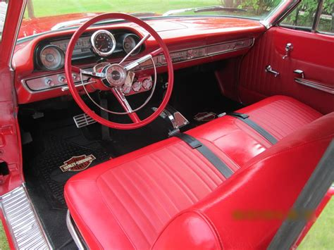 ford galaxy interior 1964 ford galaxie 500 fastback 177288