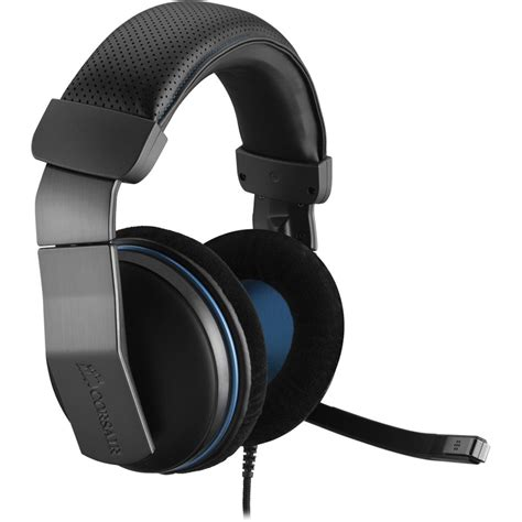 Headset Dolby 7 1 corsair vengeance 1500 dolby 7 1 gaming headset ca 9011124 na