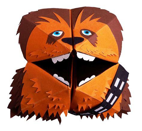 Origami Wookie - fortune wookiee puffleville wiki fandom powered by wikia