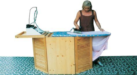 mobile legno fai da te mobile da stiro fai da te come realizzarlo in legno d abete